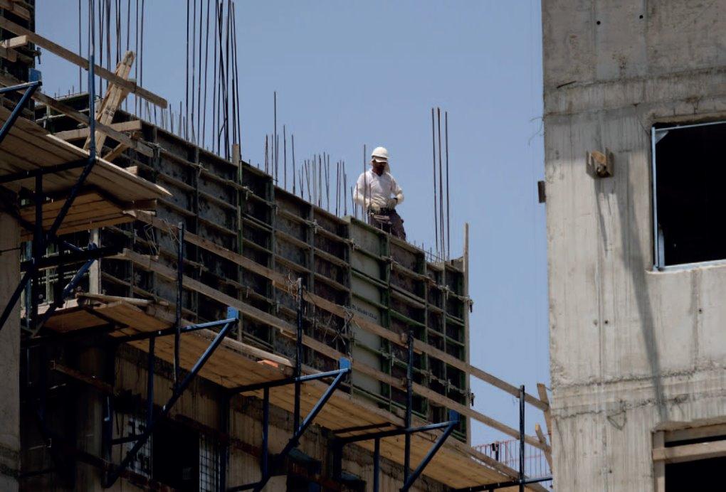 בנייה חדשה בעיר