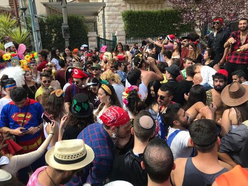 המסיבה בנחלאות