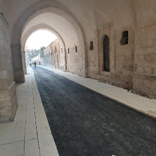 רחוב הפטריארכיה הארמנית בעיר העתיקה