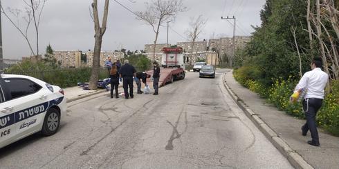 התאונה בקרית יובל