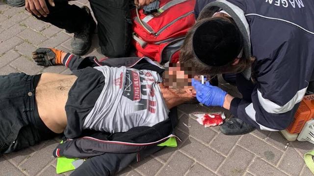 עובד עיריית ירושלים הותקף