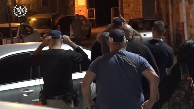 מעצרים