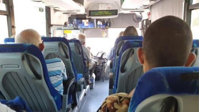 חולי קורונה הסתובבו באוטובוסים