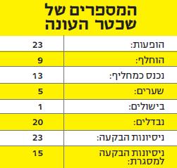 המספרים של שכטר