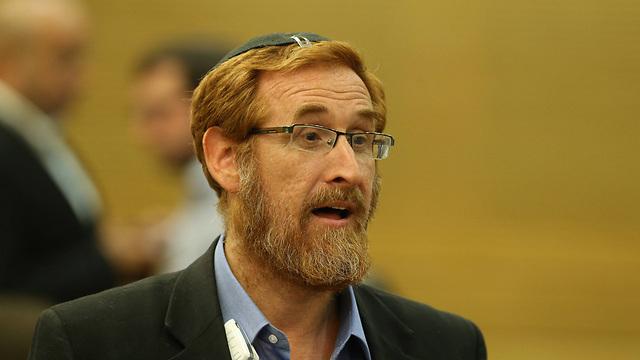 חבר הכנסת לשעבר יהודה גליק