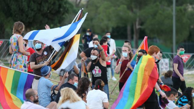 עצרת הגאווה בירושלים