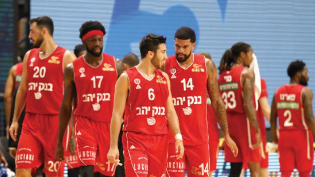 שחקני הפועל ירושלים