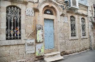 """בית הכנסת """"אוהבי ציון"""" בנחלאות"""
