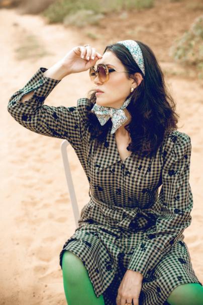 הפקת האופנה של הסטייליסטית הדס דיקשטיין