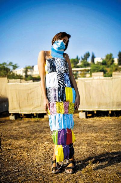האופנה המפתיעה של הדר אלפסי