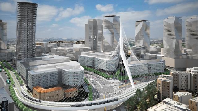 פרויקט הכניסה לעיר