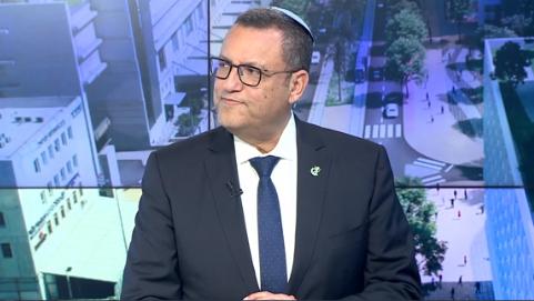ראש עיריית ירושלים משה ליאון