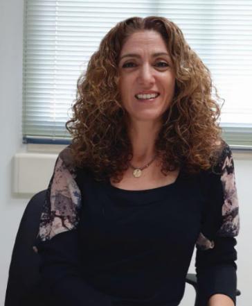 אוסנת דמרי מנהלת מרחב מרכז ירושלים