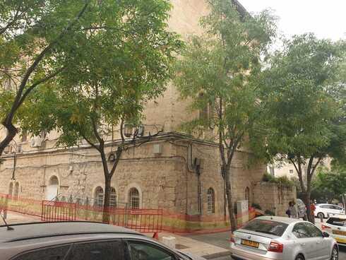 בניין קצין העיר