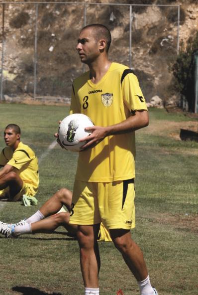 """בעונת 2009־2008. """"פספסנו את ברצלונה"""""""