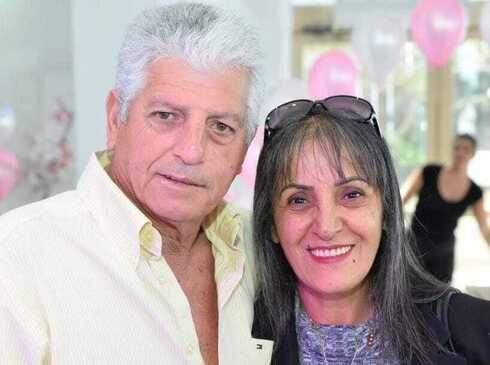 """דוד זינו ז""""ל ואשתו"""