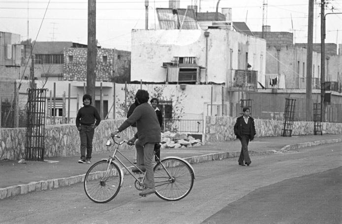 שכונת קטמון בשנות השבעים