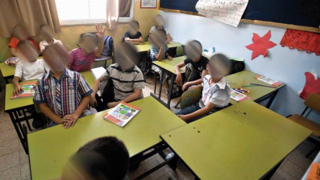 כיתות לימוד במזרח ירושלים