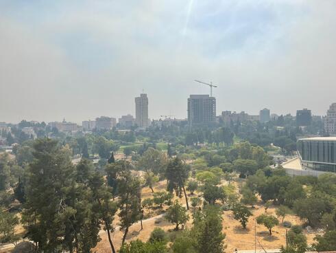 העשן בירושלים