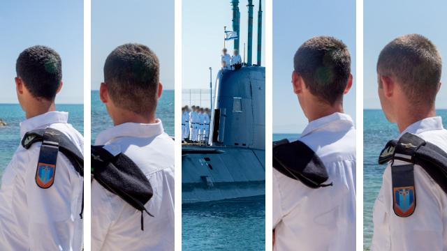 הצוללת וארבעת החיילים