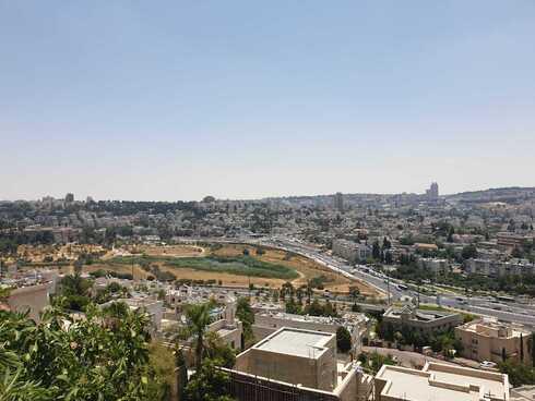 ירושלים, מרכז ירושלים, פארק הצבאים