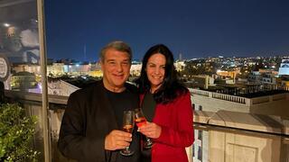 """ז'ואן לאפורטה במלון ממילא עם המנכ""""לית אורלי כהן"""