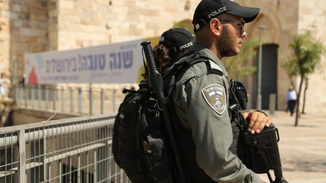 היערכות משטרתית בירושלים