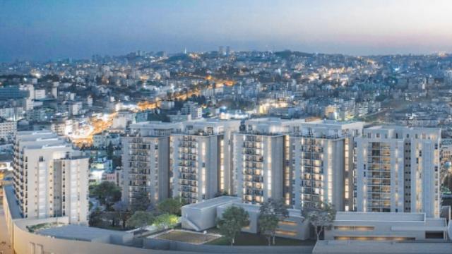 שכונה ערבית מוסדרת. 'לאנה'