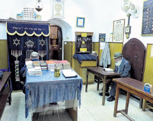 בית הכנסת. ניצחון למתפללים. צילום: שלומי כהן