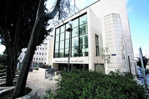 מבנה ז'ראר בכר. מוסד ותיק ללא רישיון. צילום: שלומי כהן