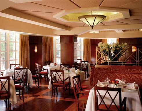 מסעדת לה רגאנס במלון המלך דוד צילום רמי ארנולד