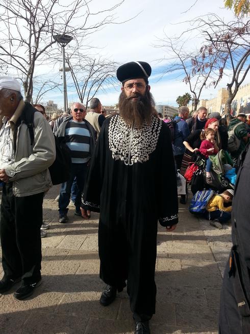 המופתי של ירושלים, חוסייני. צילום: עומר נצר