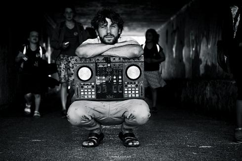DJ BalaBoosta. צילום: יונה קפלן