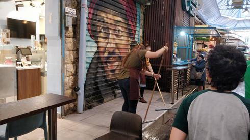 שוק מחנה יהודה. צילום: Shay ke