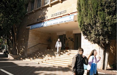 הגימנסיה העברית. צילום: ענר גרין