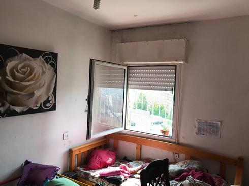 אחת הדירות במרכז הקליטה. צילום: לירן תמרי
