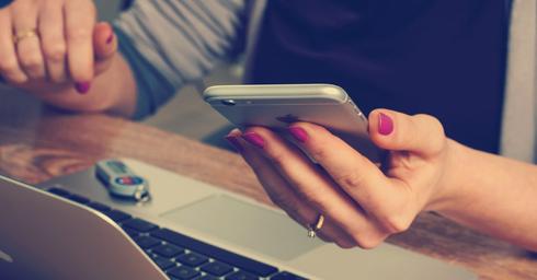 טלפון נייד מחשב | צילום אילוסטרציה: Pixabay