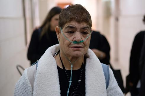 """אמה של אביטל רוקח ז""""ל. צילום: יואב דודקביץ'"""