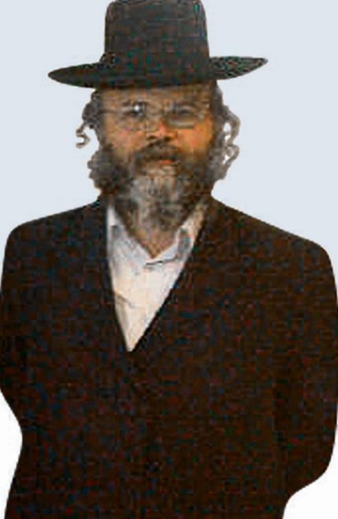יוחנן ויצמן. צילום: באדיבות אגודת ישראל