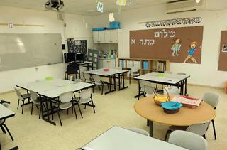 כיתה בירושלים. צילום: אלעד גרשגורן