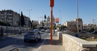 רחוב דרך חברון. צילום: ליהי שי שקלרניק