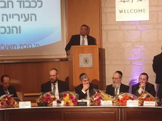 ישיבת המועצה הערב. צילום: רפי פרלשטיין