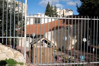 גן הילדים בארמון הנציב. צילום: יואב דודקביץ'
