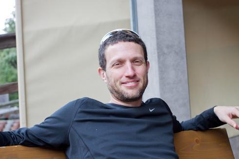 בועז נחמיה, חזאי אתר 'ירושמיים'. צילום: מהאלבום הפרטי