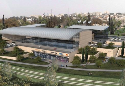האתר בגבעת רם | הדמיה: אפרת־קובלסקי אדריכלים, ליאת איינהורן אדריכלות, Vאדריכלים