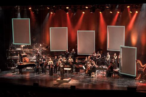 תזמורת המהפכה. צילום: עידו אדן