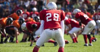 משחקים פוטבול. צילום: shutterstock