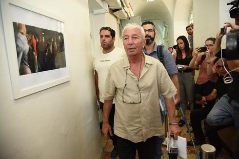 ציון תורג'מן בהארכת המעצר. צילום: יואב דודקביץ'