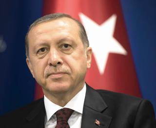 נשיא טורקיה רג'פ טאיפ ארדואן (צילום: Shutterstock)