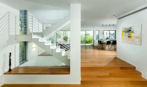 בניית בית היא גם מסע פסיכולוגי, בית פרטי בשרון, צילום: אלעד גונן